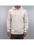 Criminal Damage Hoody Shoreditch beige