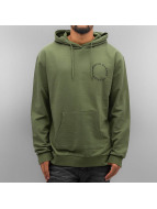 Criminal Damage Hoody Dragon olijfgroen