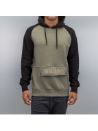 Criminal Damage Hoody Richter olive