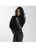 Criminal Damage Hoody Fifi zwart