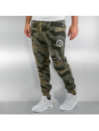 Criminal Damage joggingbroek Army camouflage