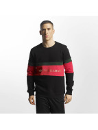 Criminal Damage Jumper Dolfo black