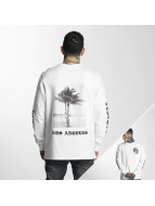 Criminal Damage Longsleeve Aperture white