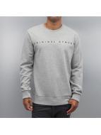 Criminal Damage Pullover Gala gris
