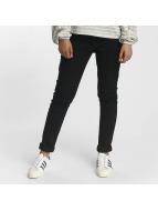 Criminal Damage Skinny jeans Xela zwart