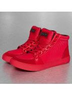 Criminal Damage Sneakers Rocky High Top kırmızı