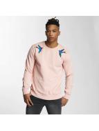 Swallows Sweater Pink/Mu...
