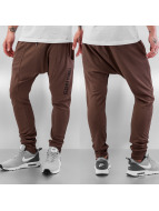 Criminal Damage Sweat Pant Drop brown