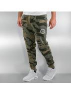 Criminal Damage Sweat Pant Army camouflage