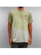 Criminal Damage T-paidat Slant beige