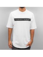 Criminal Damage T-paidat Mac valkoinen