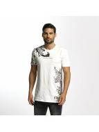Criminal Damage T-paidat Paulo valkoinen