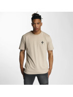 Criminal Damage T-Shirt Caliber beige