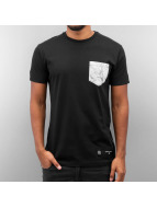 Criminal Damage T-Shirt Lime black