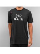 Criminal Damage T-Shirt Rip black