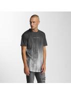 Criminal Damage T-Shirt Blure noir