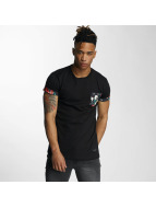 Criminal Damage T-Shirt Omnia schwarz