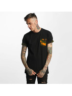 Criminal Damage t-shirt Dazzle zwart