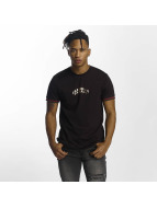 Criminal Damage t-shirt Cucci zwart