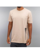 Criminal Damage T-shirtar Decent beige