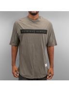 Criminal Damage T-shirtar Mac grå