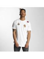 Criminal Damage T-shirtar Emblem vit