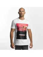 Criminal Damage Miami T-Shirt White/Multi