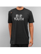 Criminal Damage T-Shirty Rip czarny