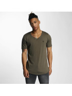Criminal Damage T-Shirty Baci oliwkowy