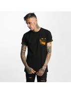 Criminal Damage T-skjorter Dazzle svart