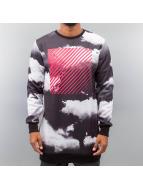 Criminal Damage trui Skies Long S zwart