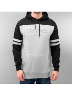 Crooks & Castles Hoody Fugitive grau