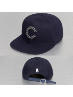 Crooks & Castles Snapback Cap Thuxury Chain blue