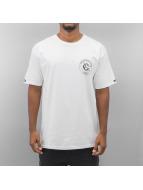 Crooks & Castles T-paidat Dominion Paisley valkoinen