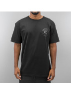Crooks & Castles T-Shirt Dominion Paisley schwarz