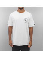 Crooks & Castles T-Shirt Dominion Paisley weiß