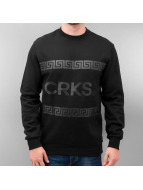 Crooks & Castles trui Dignified zwart