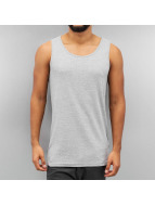 Basic Tank Top Grey Mela...