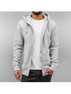 Basic Zip Hoody Grey...