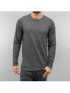 Cyprime Camiseta de manga larga Janko gris