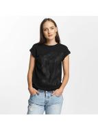 Cyprime Camiseta Holmium Oversized negro