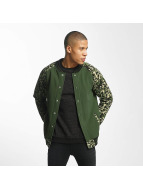 Cyprime College Jacke Draco camouflage