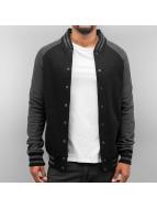 Cyprime College Jacket Raglan black