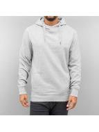 Cyprime Felpa con cappuccio Basic grigio