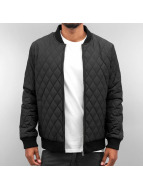 Cyprime Giacca Mezza Stagione Quilted nero
