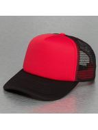 Cyprime Gorra Trucker Basic rojo