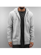 Cyprime Hoodies con zip Organic Cotton grigio