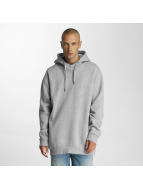 Cyprime Zirconium Long Hoody Grey