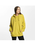 Cyprime Cyber Oversized Hoody Yellow-Olive