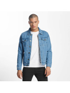 Cyprime Lightweight Jacket Mother of Pearl blue